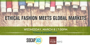 Ethical Fashion Meets Global Markets