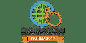 DigiMarCon World 2017 - Digital Marketing Conference...