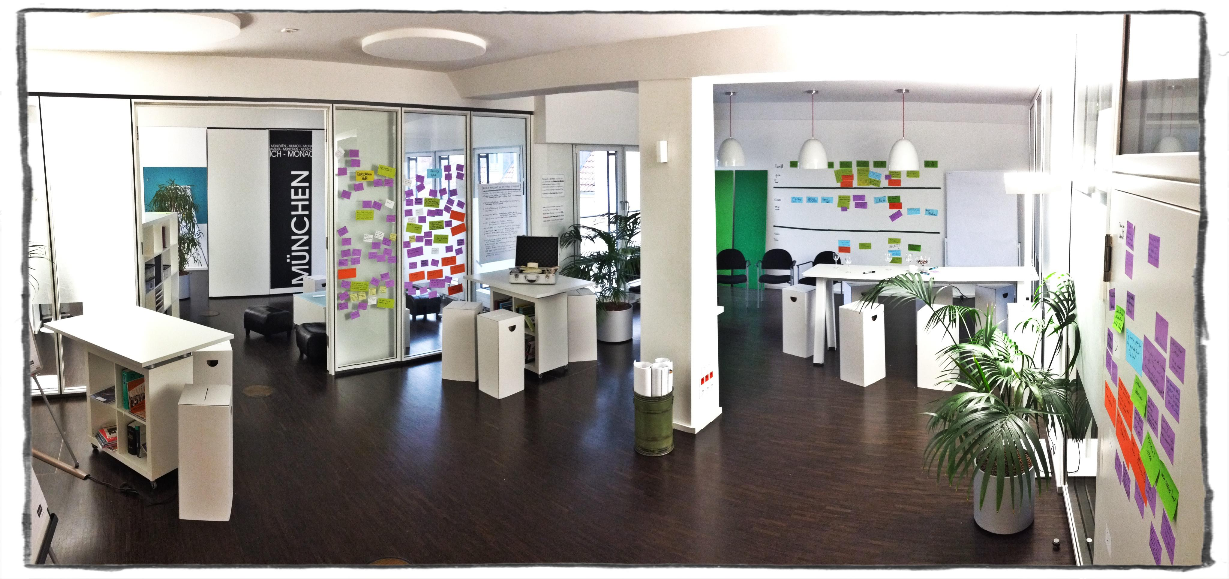 BOOTCAMP: DESIGN THINKING for INTRAPRENEURS
