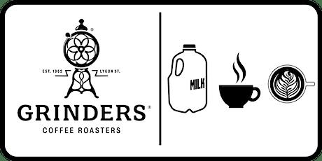 Essentials: Milk & Espresso Beverages (QLD) tickets