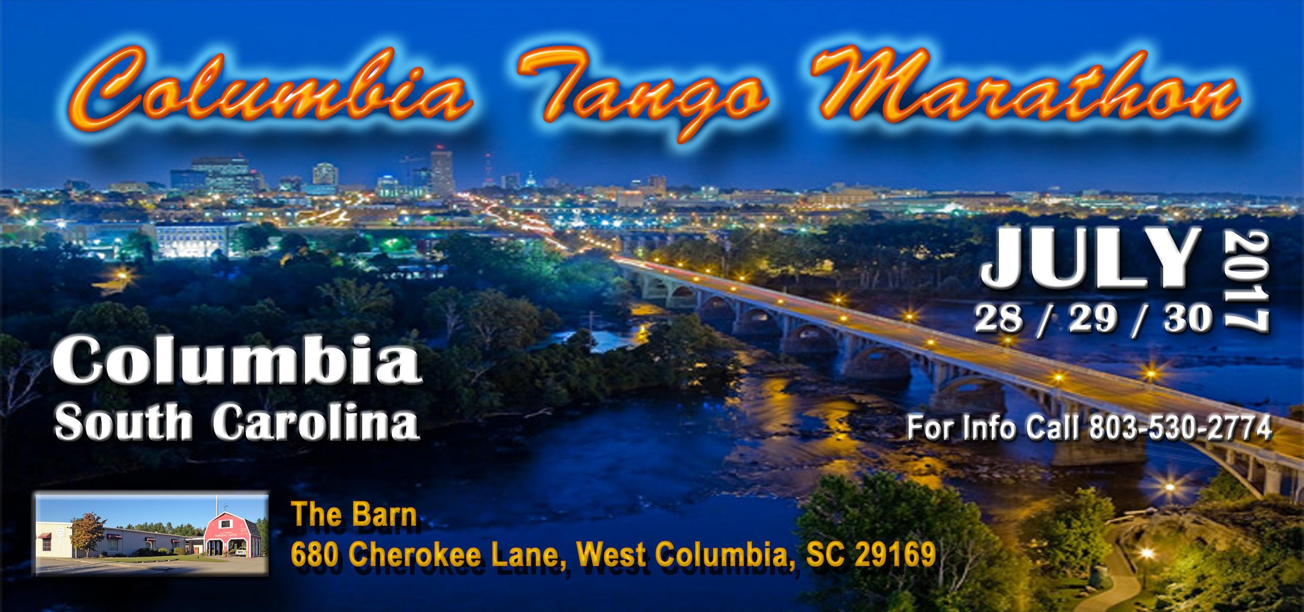 Columbia Tango Marathon