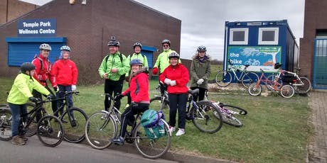 Easy Saturday Social Ride from the Bike Park, South Shields tickets