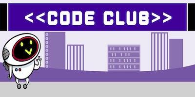 Code Club - North Lakes Library