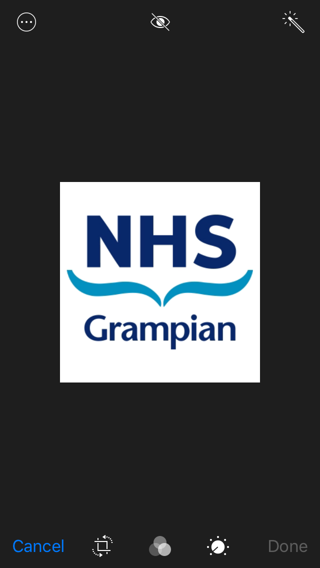 NHS Grampian Health & Wellbeing Event