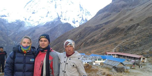 Mardi Himal Model Trekking