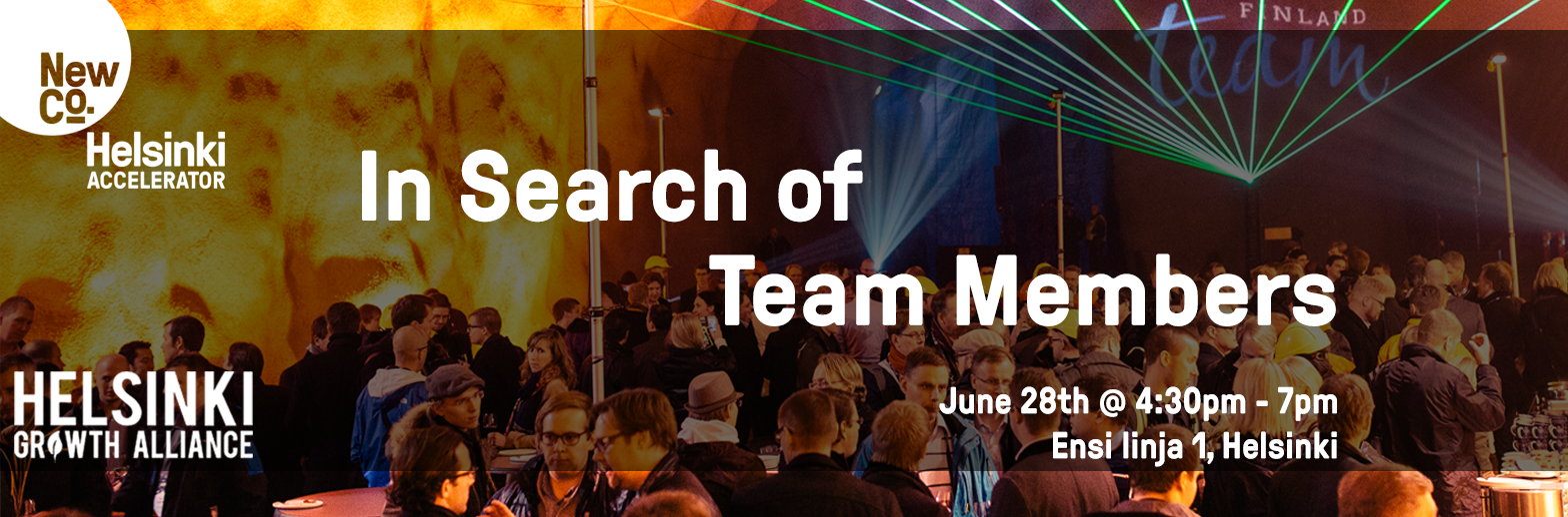 In Search of Team Members