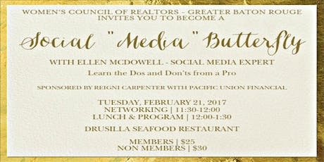 Women's Council of Realtors Greater Baton Rouge Network