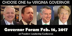 Governor Forum: Which Candidate would Best Enact the...