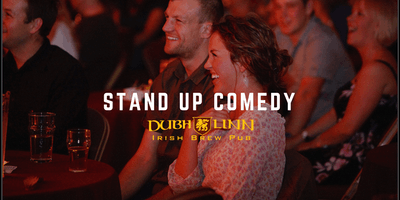 PRO COMEDY TOUR @ DUBH LINN BREW PUB - 6:30PM