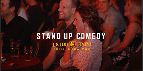 PRO COMEDY TOUR @ DUBH LINN BREW PUB - 6:30PM tickets