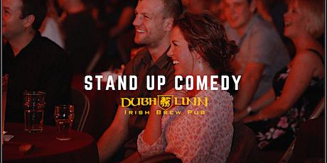 PRO COMEDY TOUR @ DUBH LINN BREW PUB - 6:30PM tickets