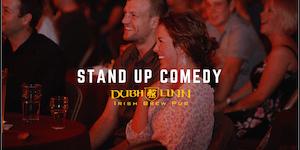 PRO COMEDY TOUR @ DUBH LINN BREW PUB - 9:00PM