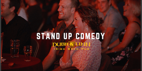 PRO COMEDY TOUR @ DUBH LINN BREW PUB - 9:00PM tickets