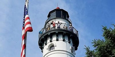 Wind Point Lighthouse Open Tower Days