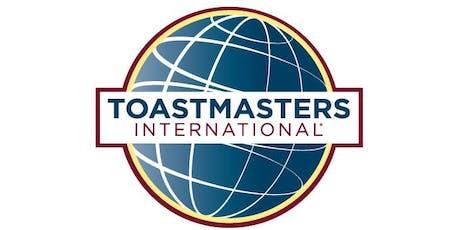 TSL-Toastmasters Club Meeting tickets