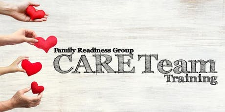 Care Team Training tickets