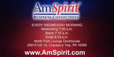 AmSpirit Business Connections Cranberry Chapter