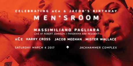 Men S Room Chicago Jackhammer