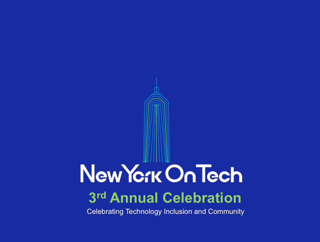 New York On Tech's 3rd Annual Celebration: Te