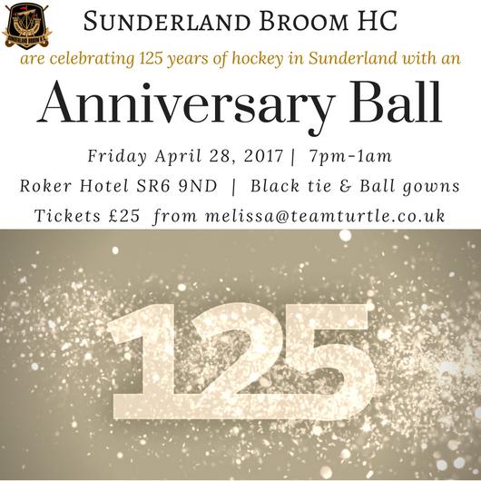 SBHC 125th Anniversary Ball