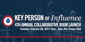 Key Person of Influence 4th Annual Collaborative Book...