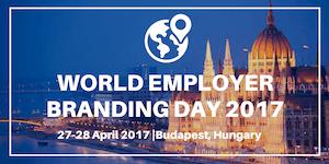 World Employer Branding Day 27-28 April 2017