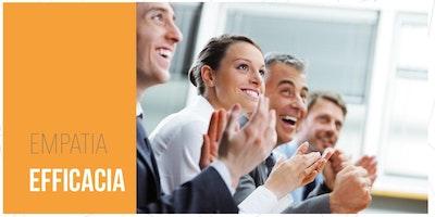 PUBLIC SPEAKING | GESTIONE DELLE EMOZIONI & COMUNICAZIONE EFFICACE