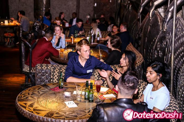 Speed Dating in London @ Shaka Zulu (Ages 32-44)