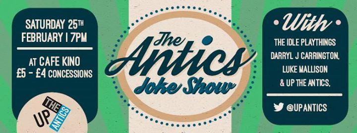 The Antics Joke Show
