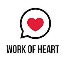 Angela Harris - WORK OF HEART logo