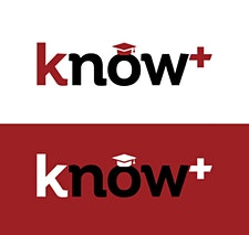 Know More (Know+) logo