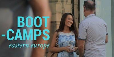 PUA Bootcamp - Prague, Czech Republic (Zero-In)