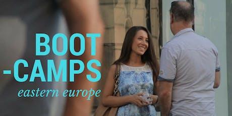 PUA Bootcamp - Prague, Czech Republic (Zero-In) tickets