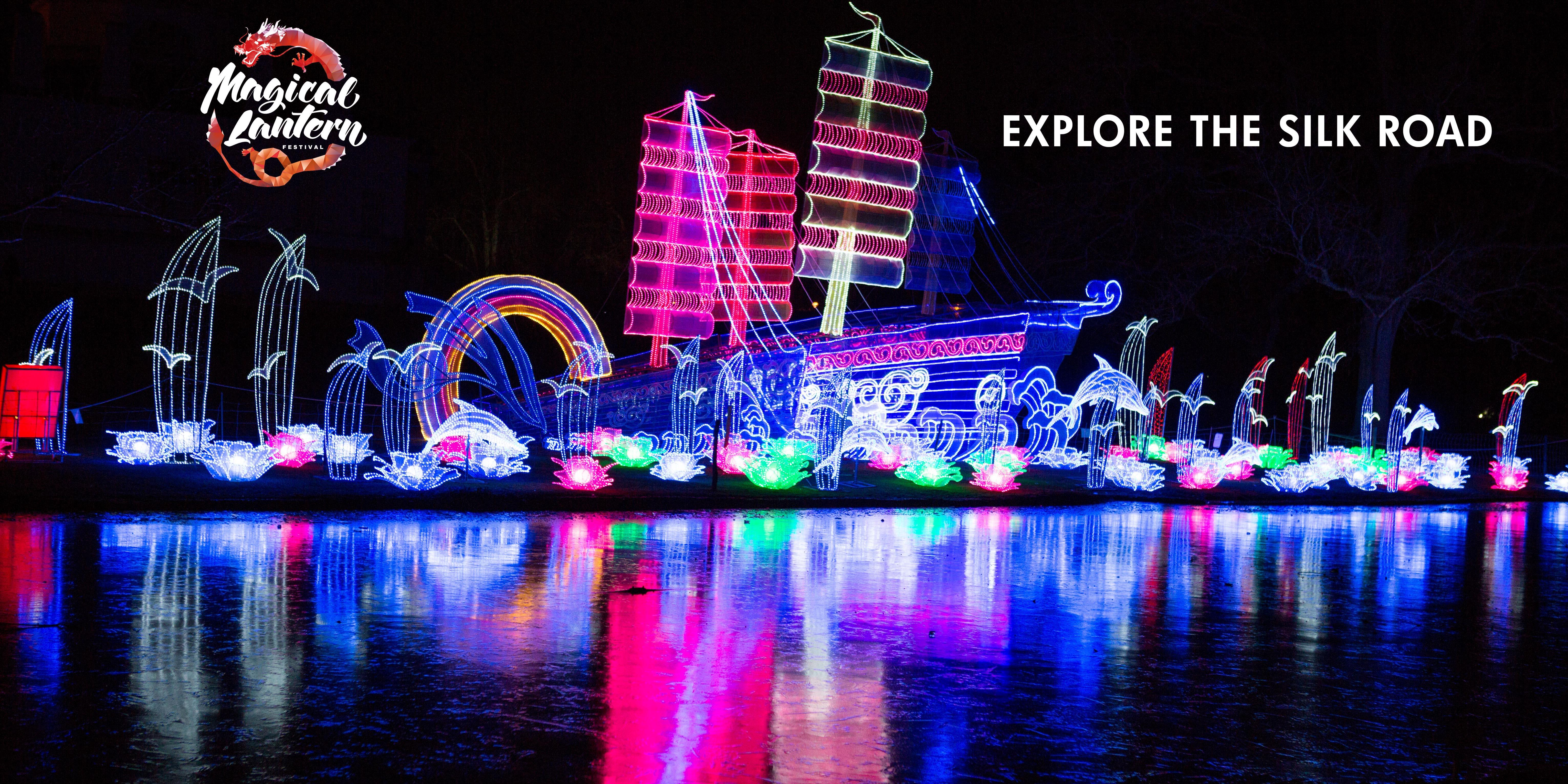 Magical Lantern Festival London