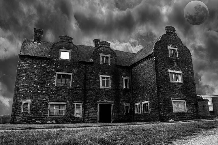 Ghost Hunt at Old Gresley Hall