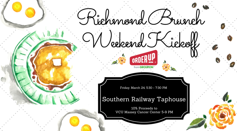 Richmond Brunch Weekend Kickoff