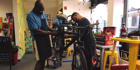 DIY Bike Repair tickets