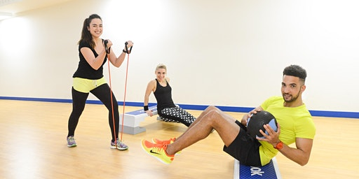Circuit Fitness Class by Swedish Fit®