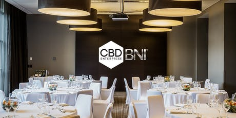 BNI CBD Enterprise tickets