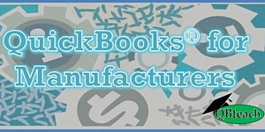 QuickBooks for Manufacturers