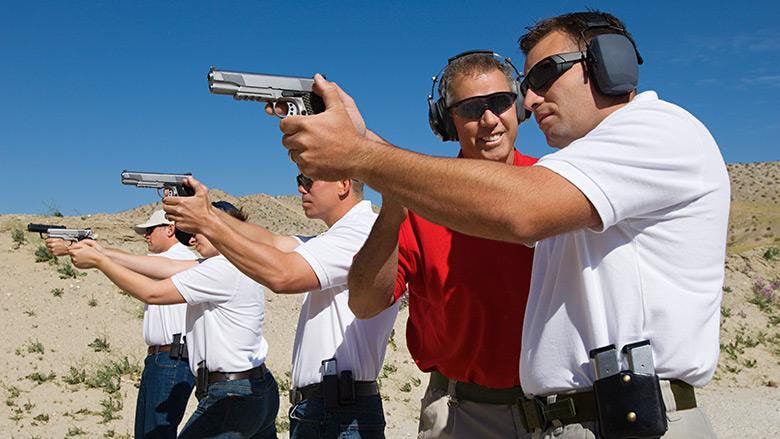 No Cost 15 Day Armed Security Officer Trainin