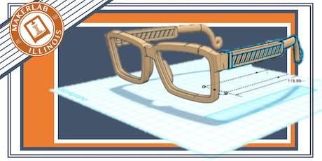 3D Design Workshop - Tinkercad tickets