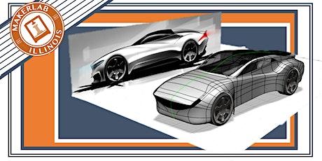 3D Design Workshop - Fusion 360 tickets
