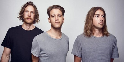 CROOKED COLOURS (single tour)