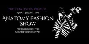 Anatomy Fashion Show
