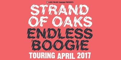 STRAND OF OAKS (USA) + ENDLESS BOOGIE (USA)