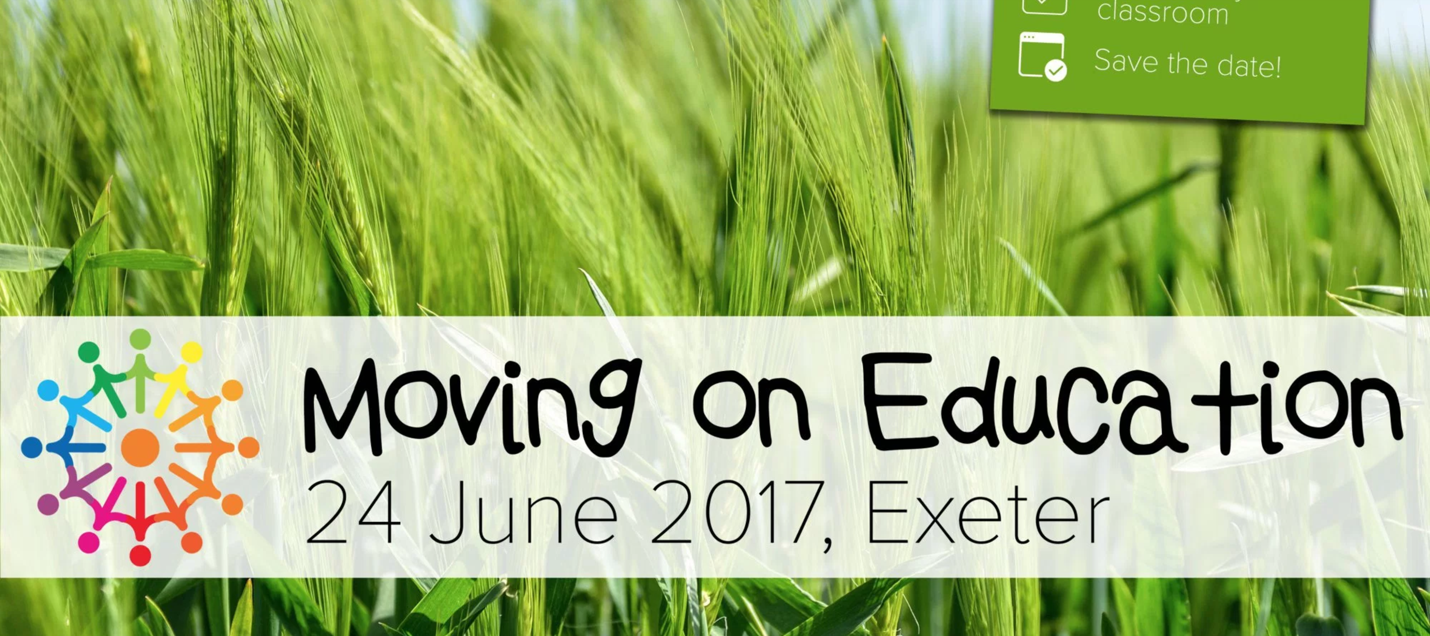 Moving on Education