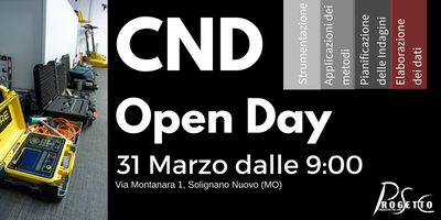 CND: Open Day