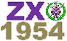 ZETA CHI CHAPTER - FORT LAUDERDALE, FLORIDA logo