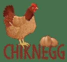 Chiknegg Productions logo